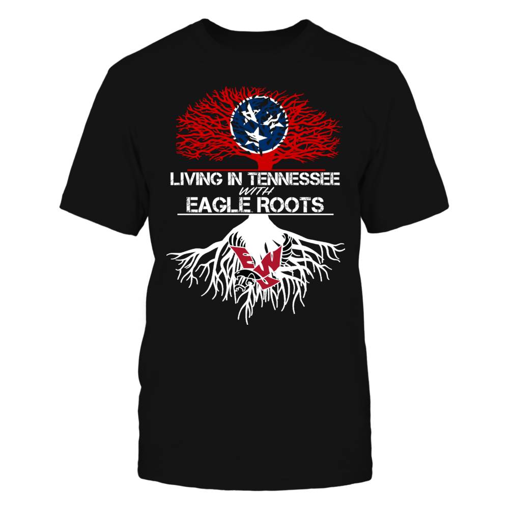Eastern Washington Eagles - Living Roots Tennessee Front picture