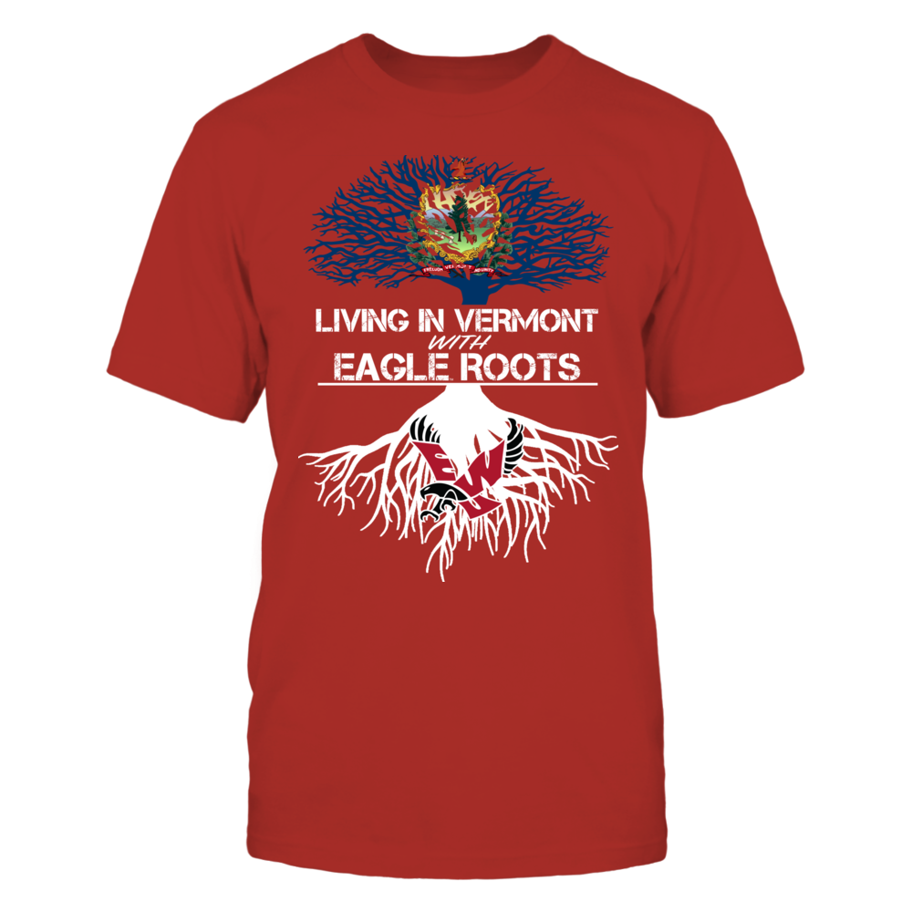 Eastern Washington Eagles - Living Roots Vermont Front picture