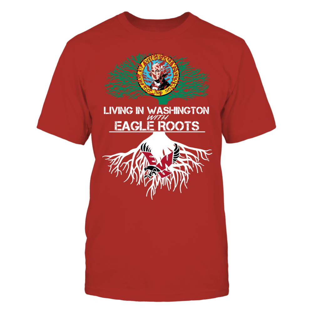 Eastern Washington Eagles - Living Roots Washington Front picture