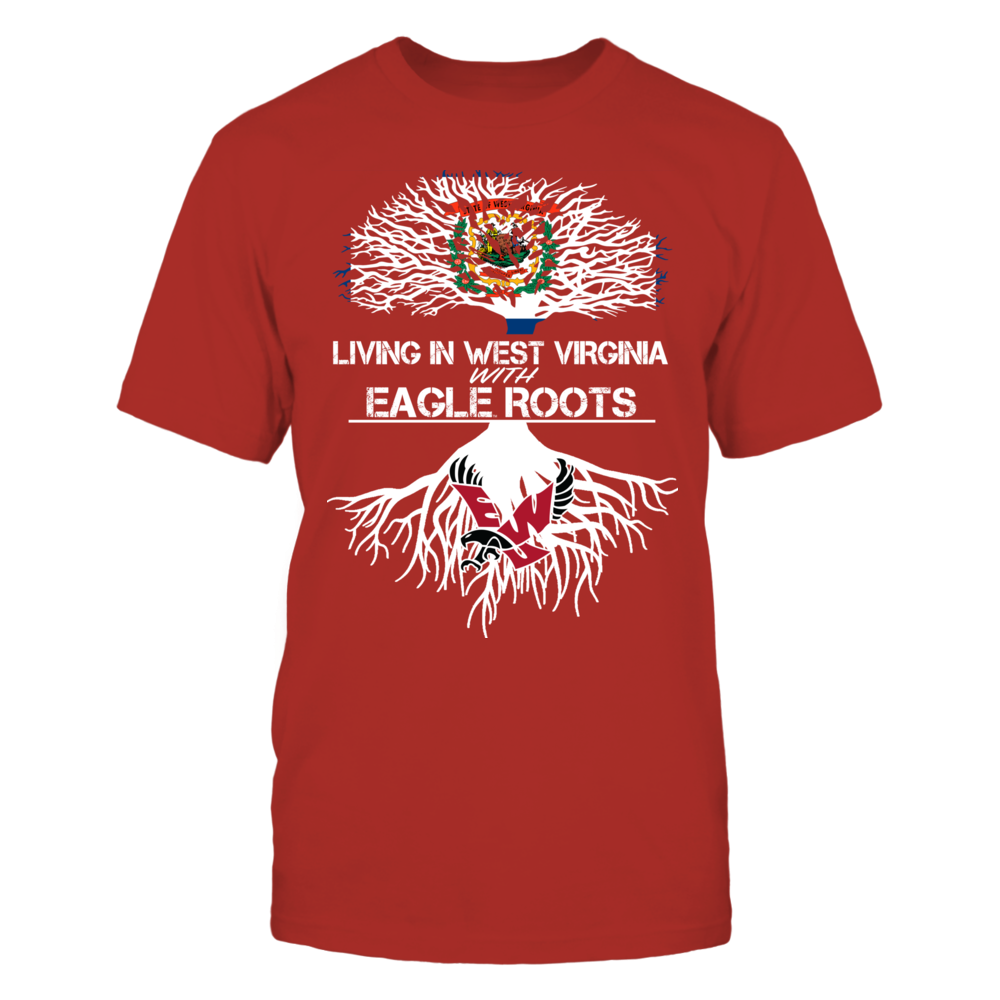 Eastern Washington Eagles - Living Roots West Virginia Front picture