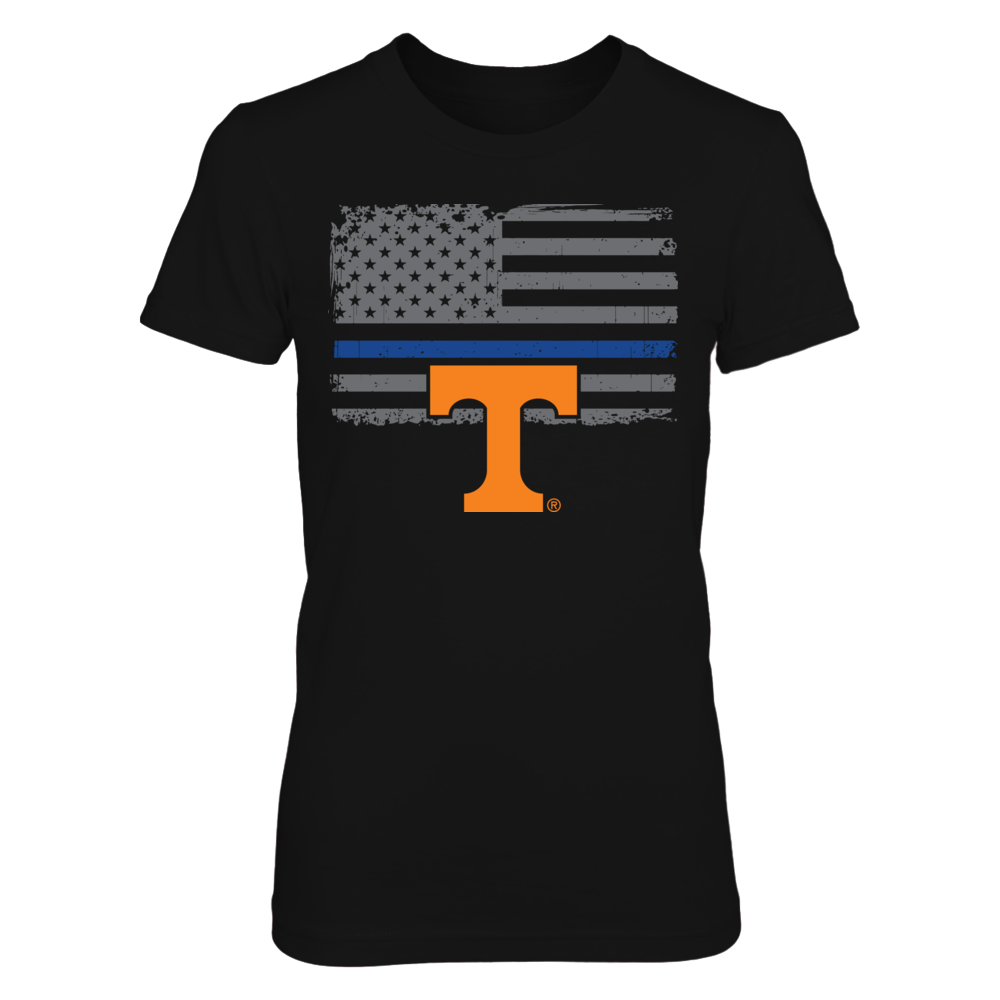 Tennessee Volunteers - Thin Blue Line Front picture