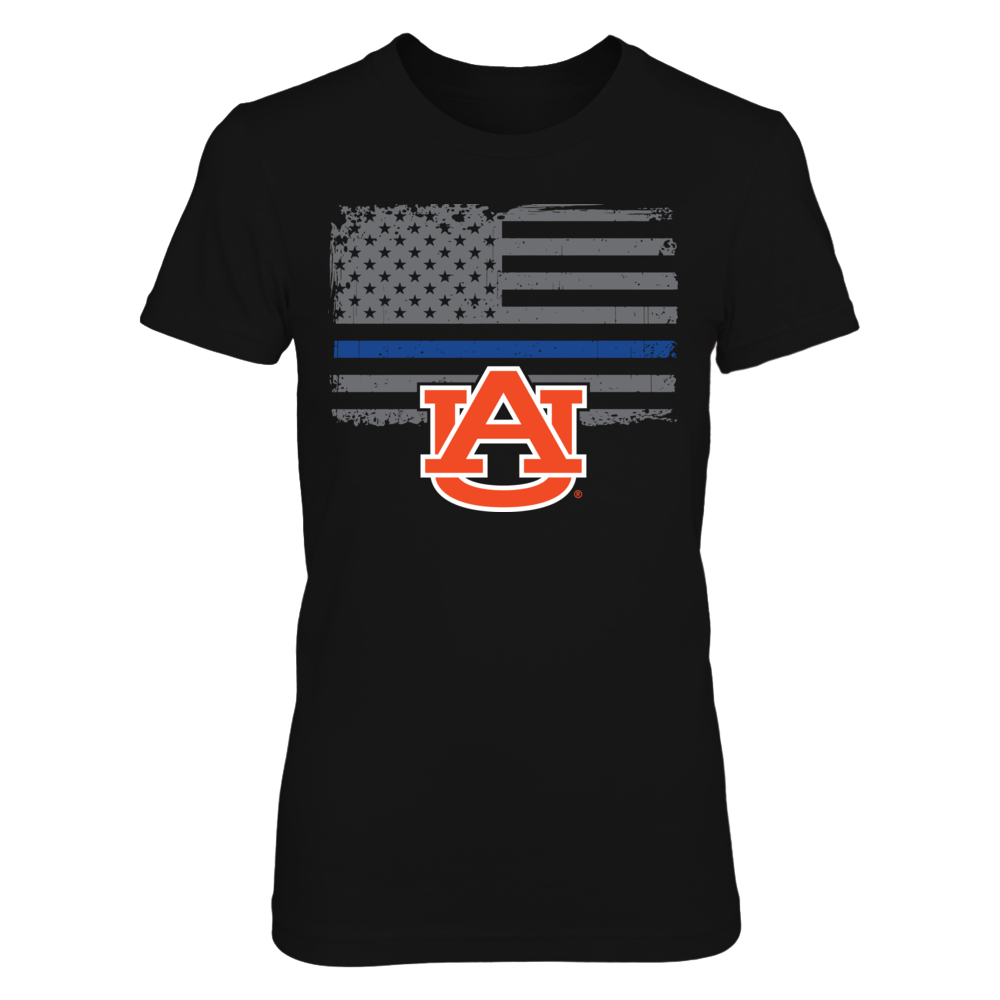 Auburn Tigers - Thin Blue Line Front picture