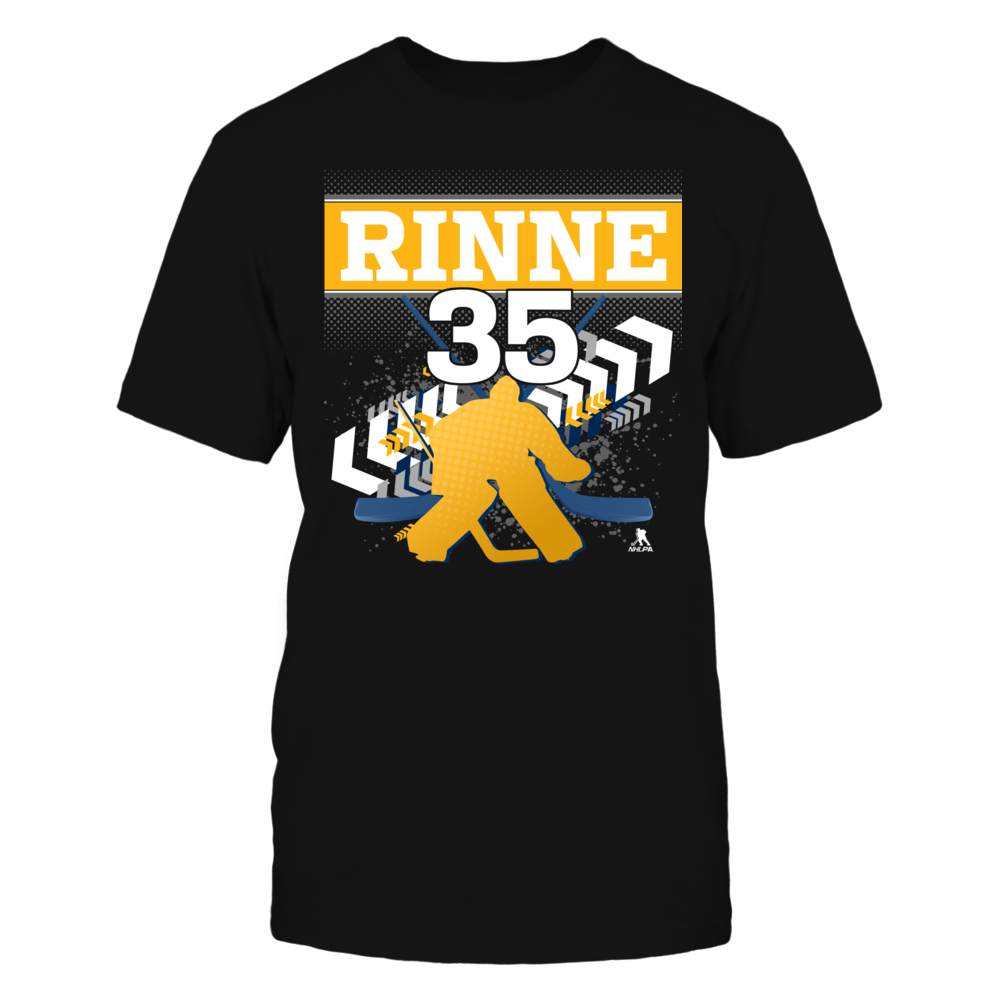 Pekka Rinne #35 - Goalie Front picture