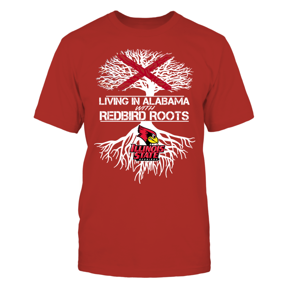 Illinois State Redbirds - Living Roots Alabama Front picture