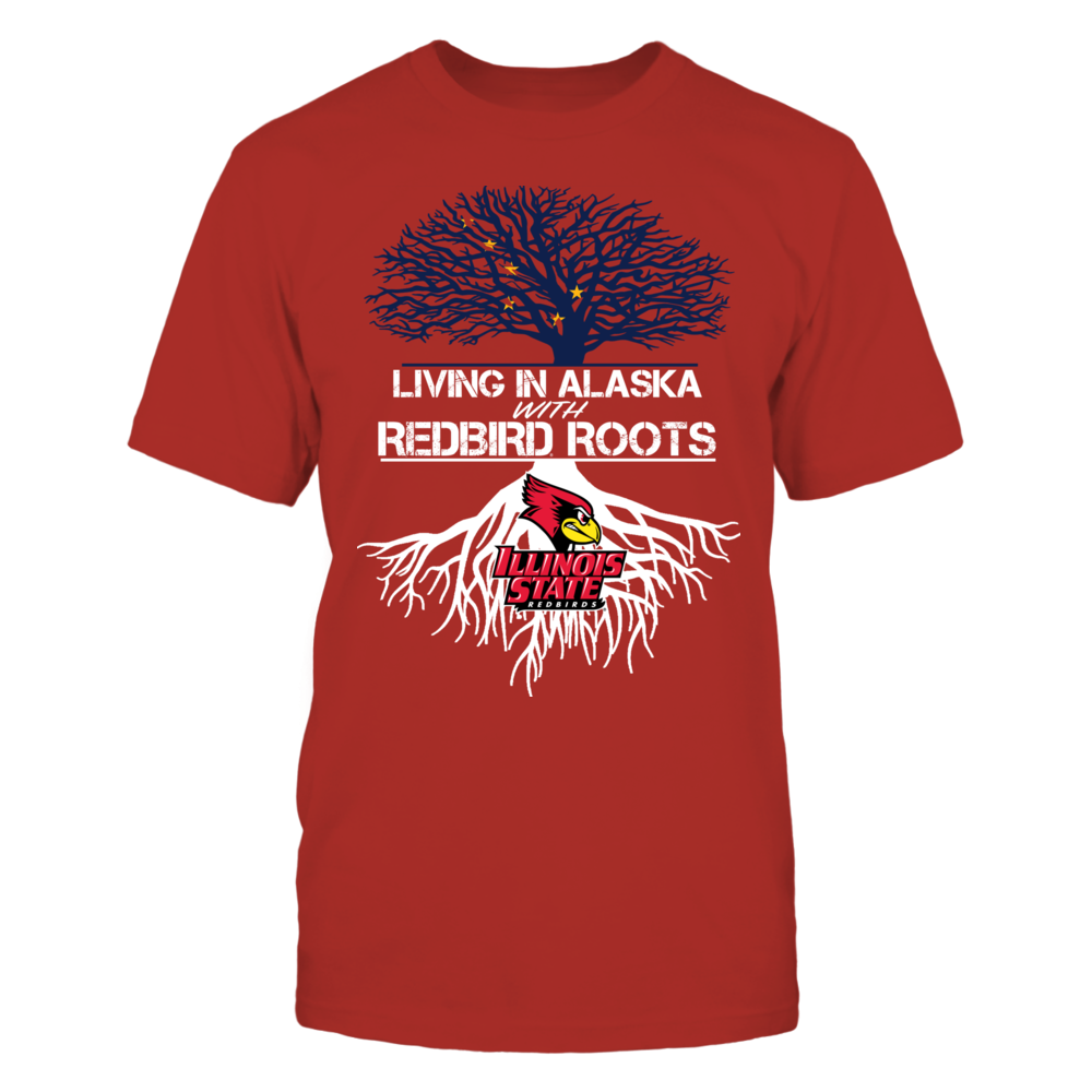 Illinois State Redbirds - Living Roots Alaska Front picture