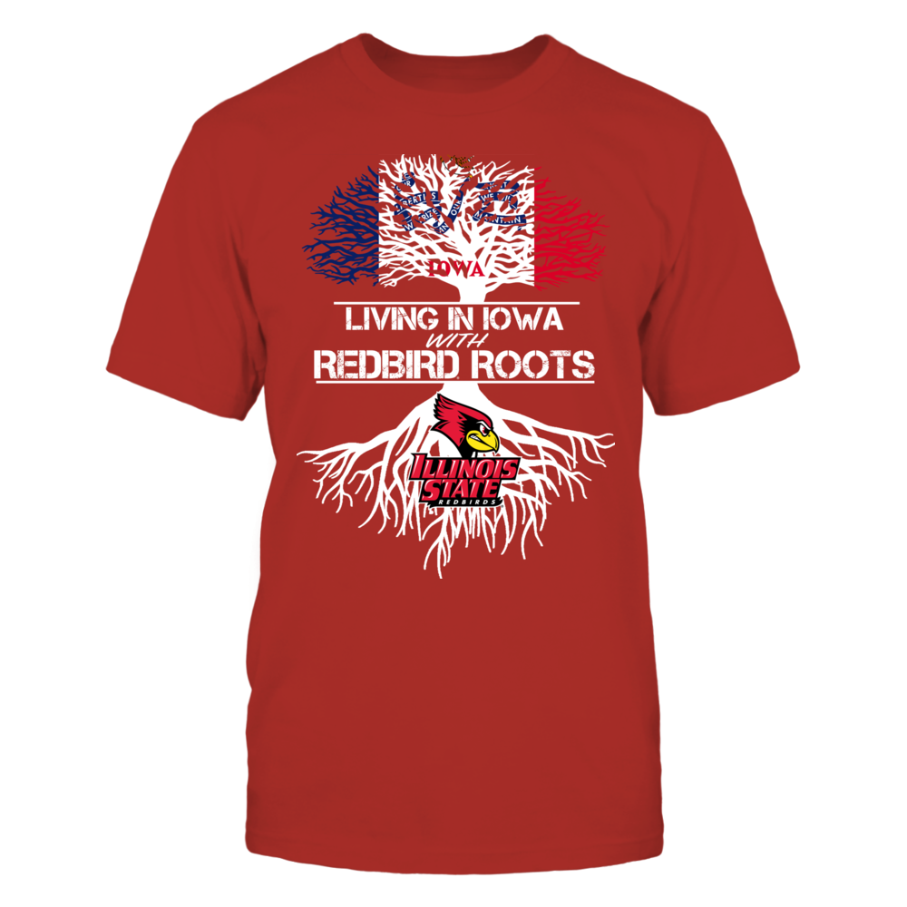 Illinois State Redbirds - Living Roots Iowa Front picture