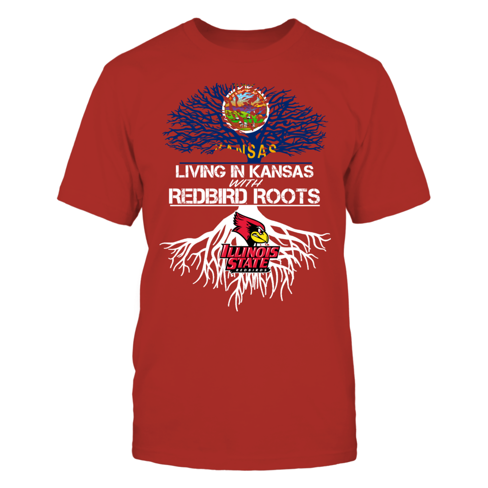 Illinois State Redbirds - Living Roots Kansas Front picture