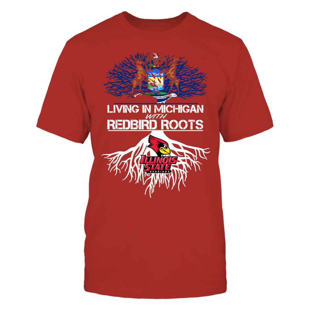 Illinois State Redbirds - Living Roots Michigan Front picture
