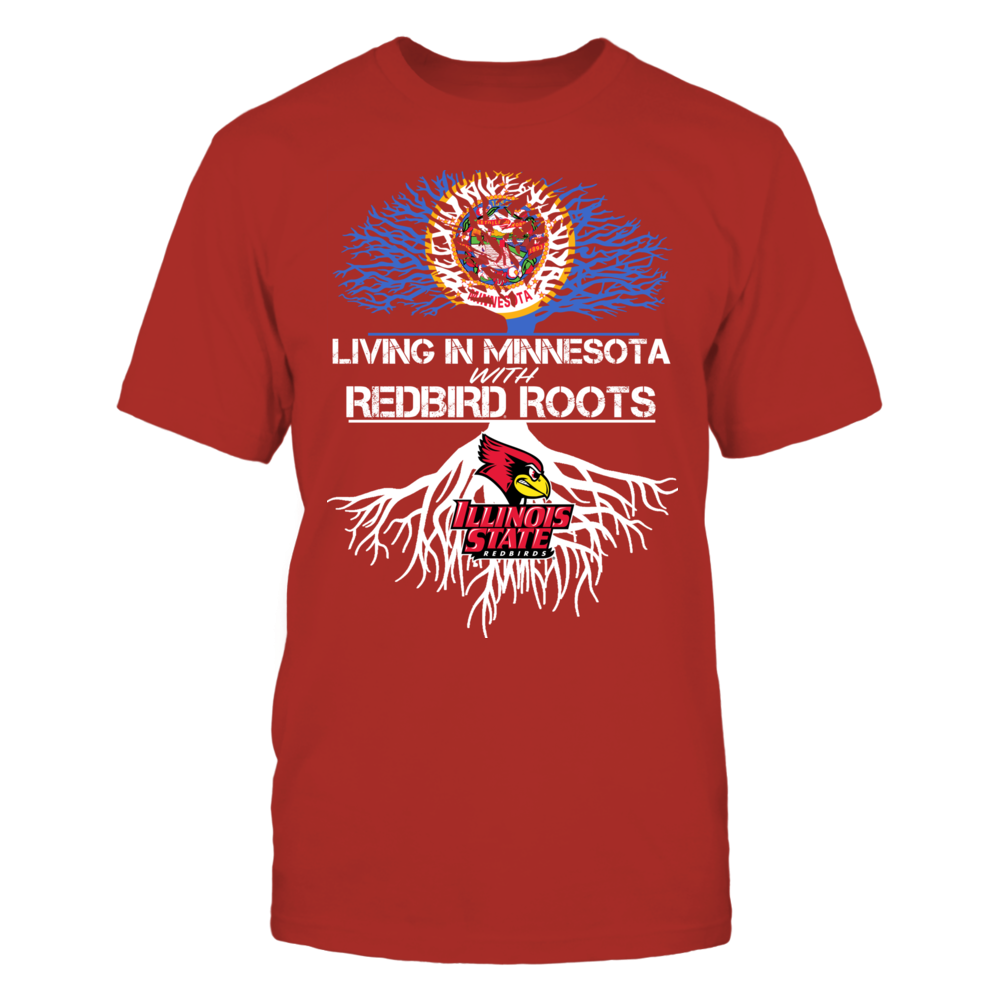 Illinois State Redbirds - Living Roots Minnesota Front picture
