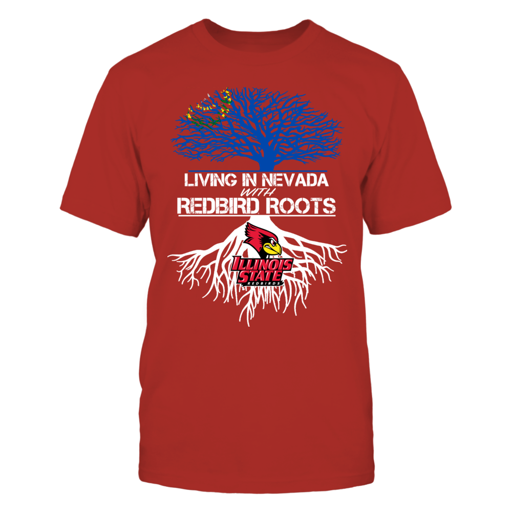 Illinois State Redbirds - Living Roots Nevada Front picture