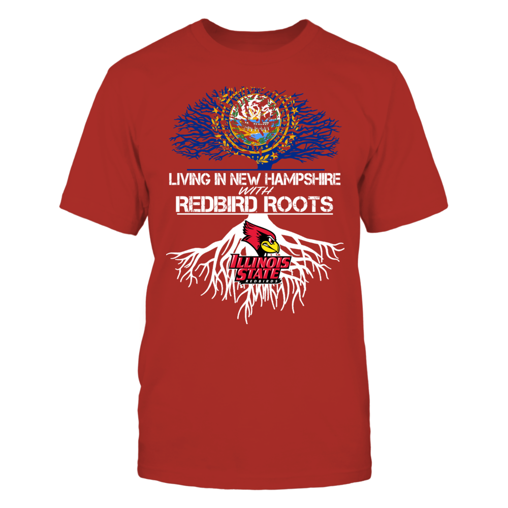 Illinois State Redbirds - Living Roots New Hampshire Front picture