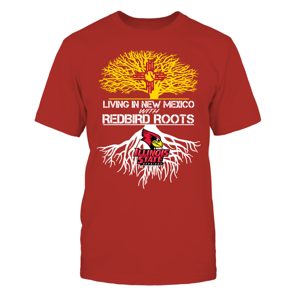 Illinois State Redbirds - Living Roots New Mexico Front picture