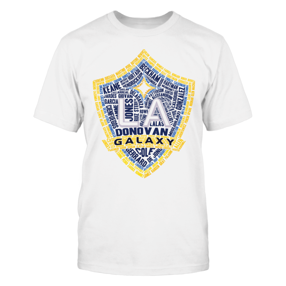 LA Galaxy - log Front picture