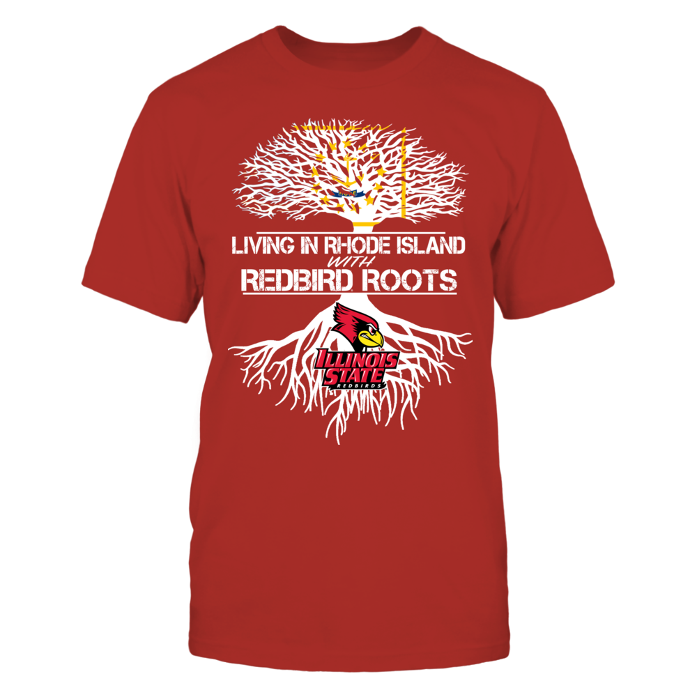 Illinois State Redbirds - Living Roots Rhode Island Front picture