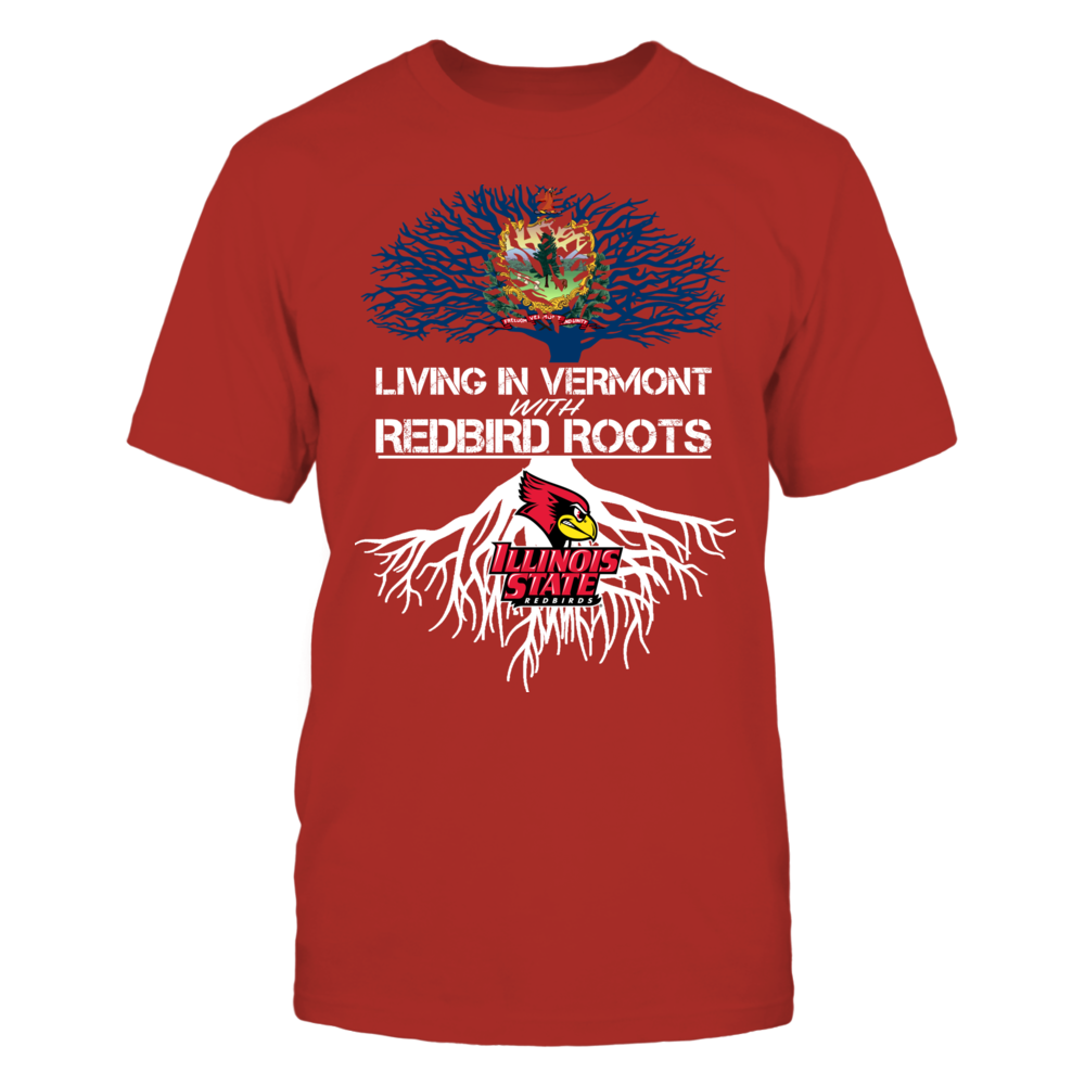 Illinois State Redbirds - Living Roots Vermont Front picture