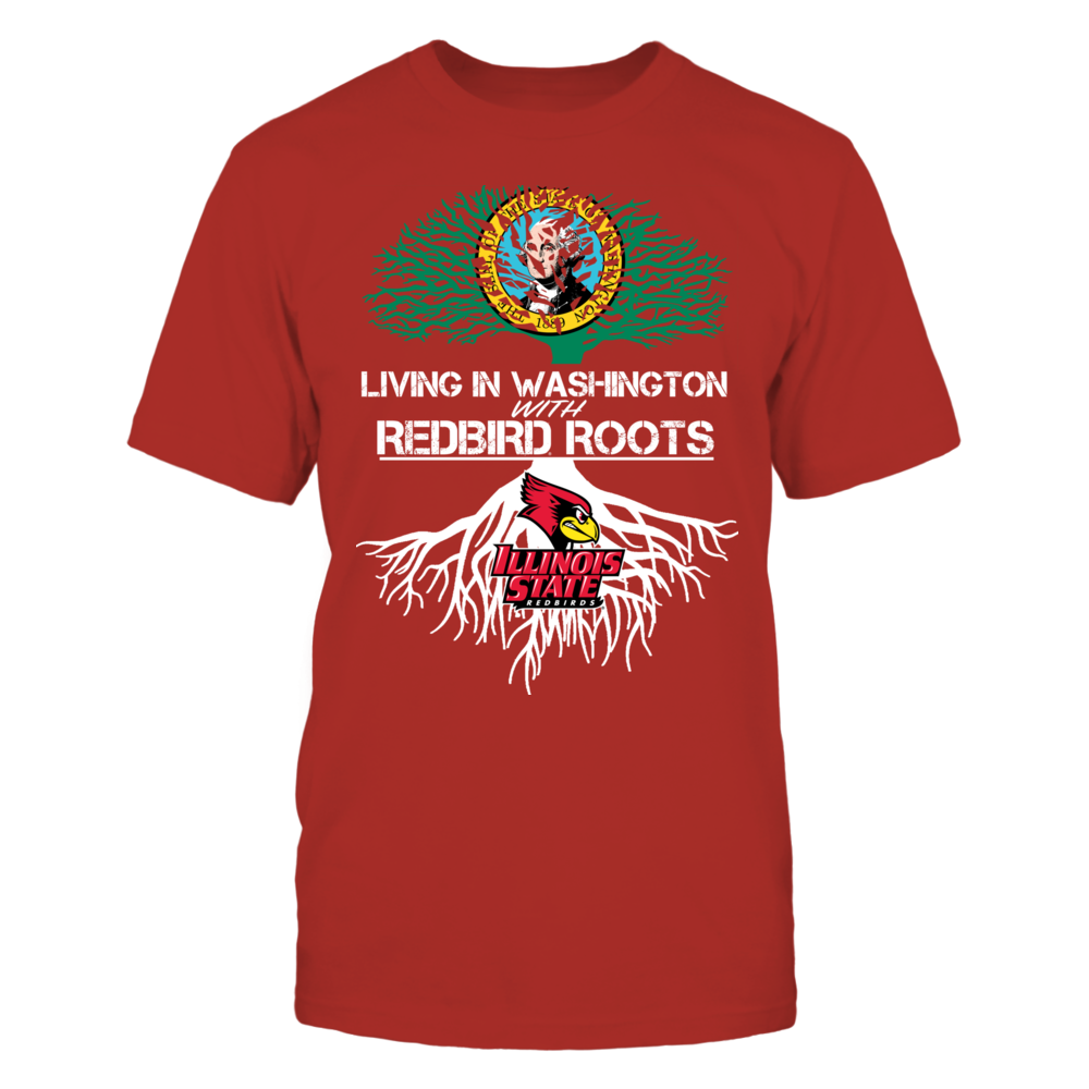 Illinois State Redbirds - Living Roots Washington Front picture