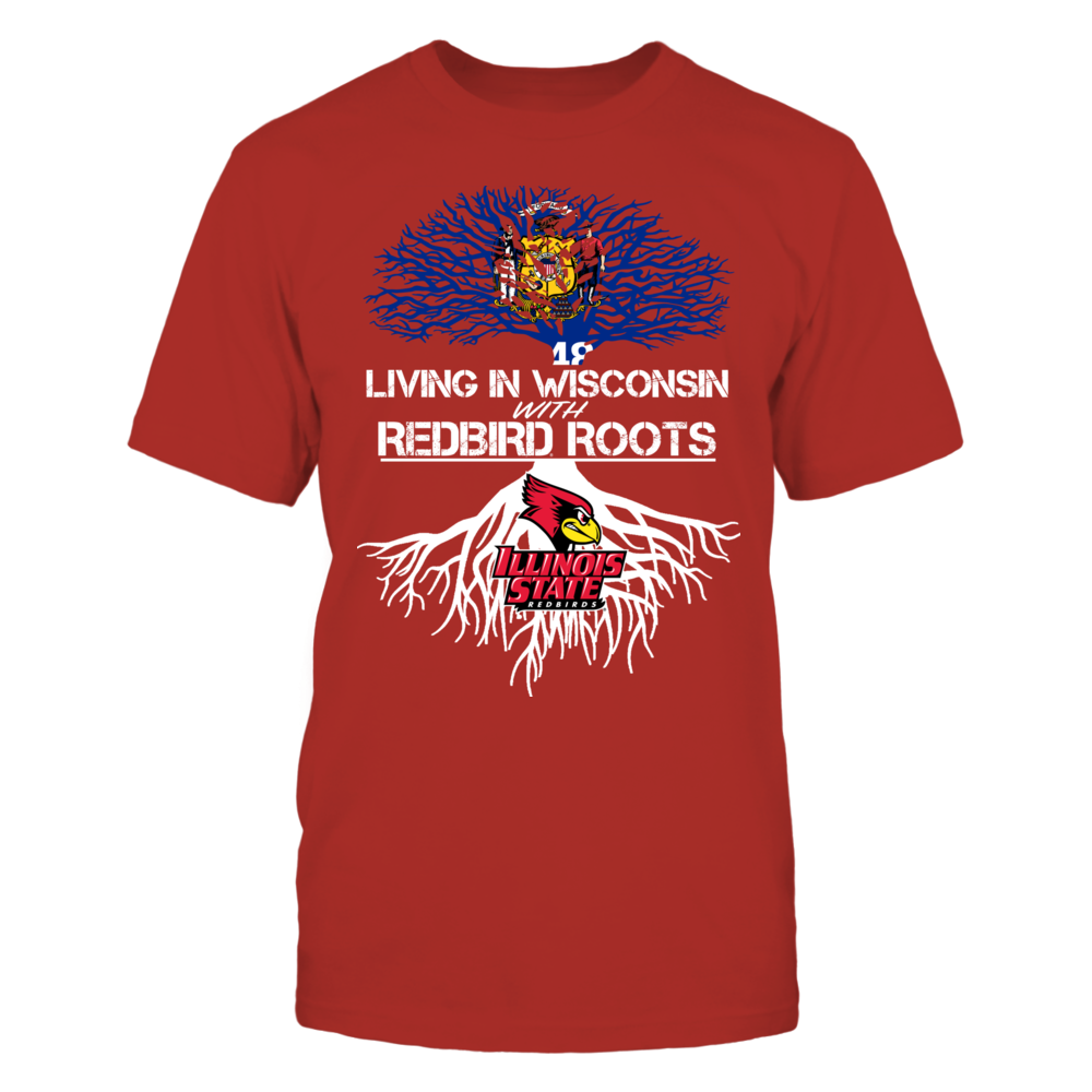 Illinois State Redbirds - Living Roots Wisconsin Front picture