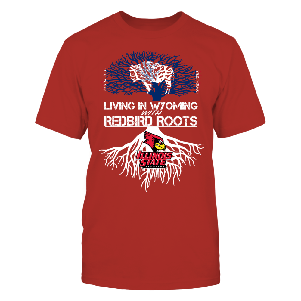 Illinois State Redbirds - Living Roots Wyoming Front picture