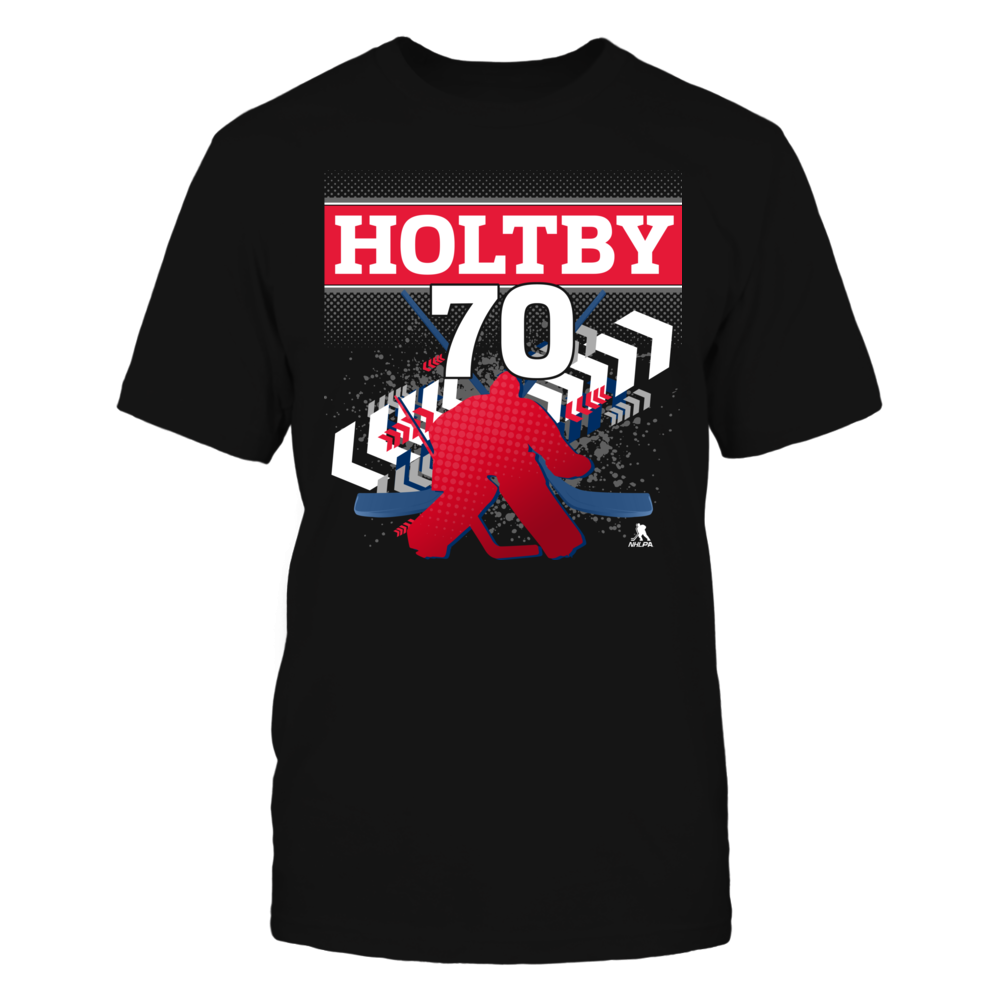 Braden Holtby #70 - Goalie Front picture