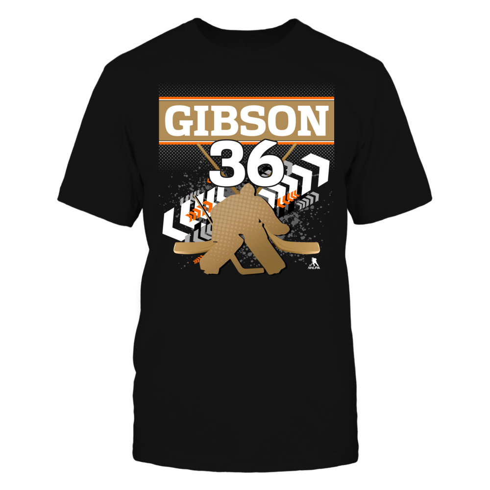 John Gibson #36 - Goalie Front picture