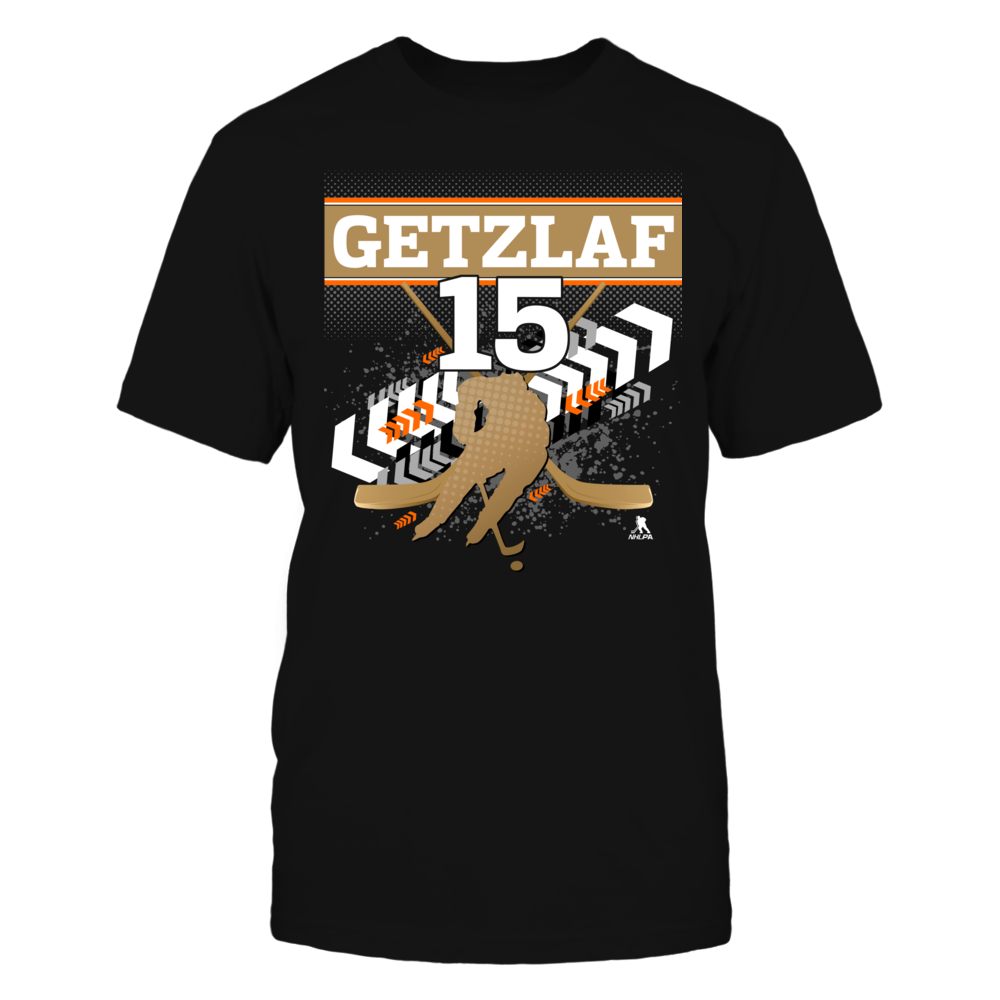 Ryan Getzlaf #15 - Goalie Front picture