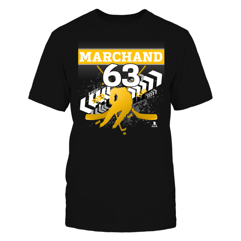 Brad Marchand Brad Marchand #63 FanPrint