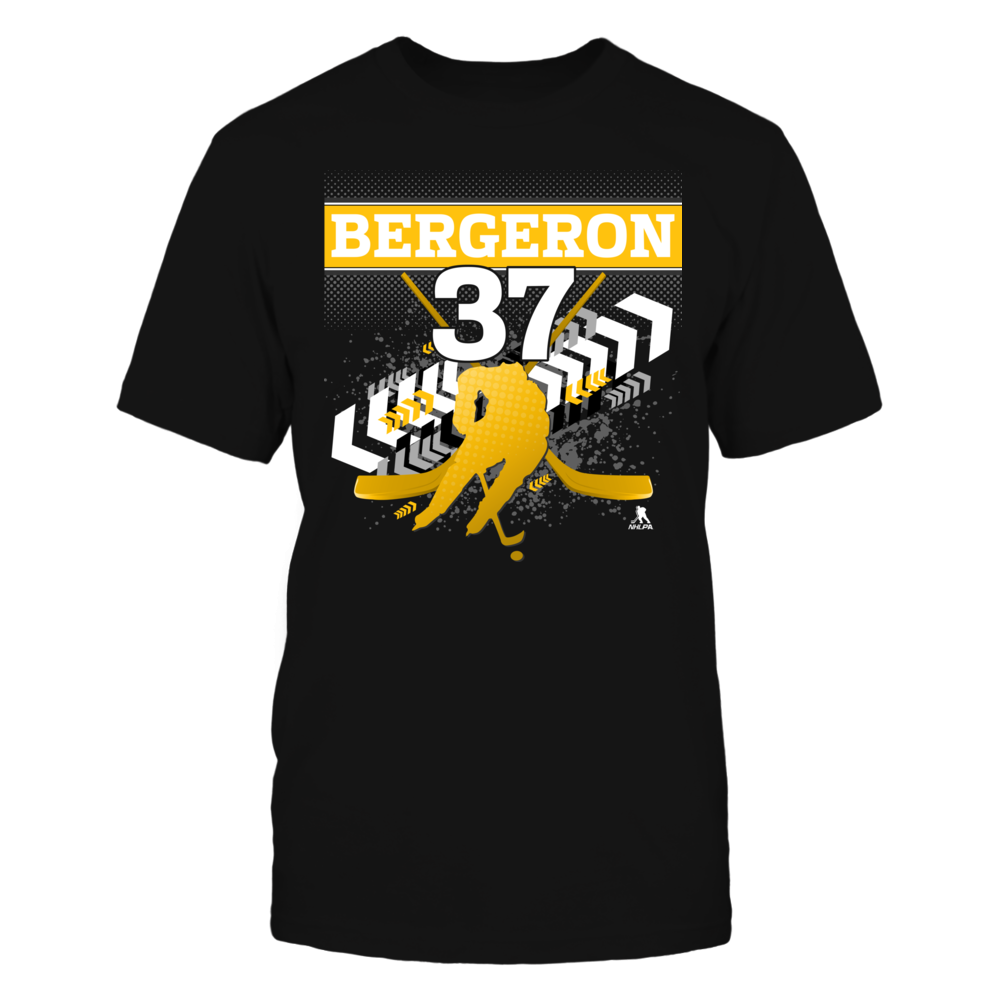 Patrice Bergeron #37 Front picture