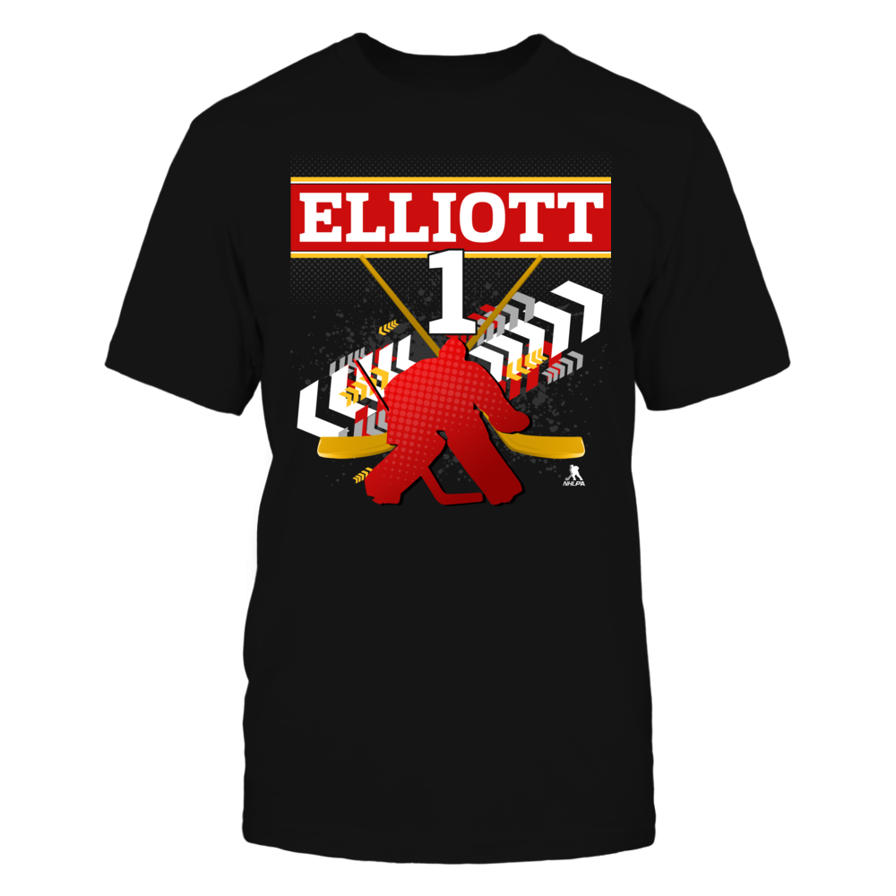 Brian Elliott Brian Elliott #1 - Goalie FanPrint