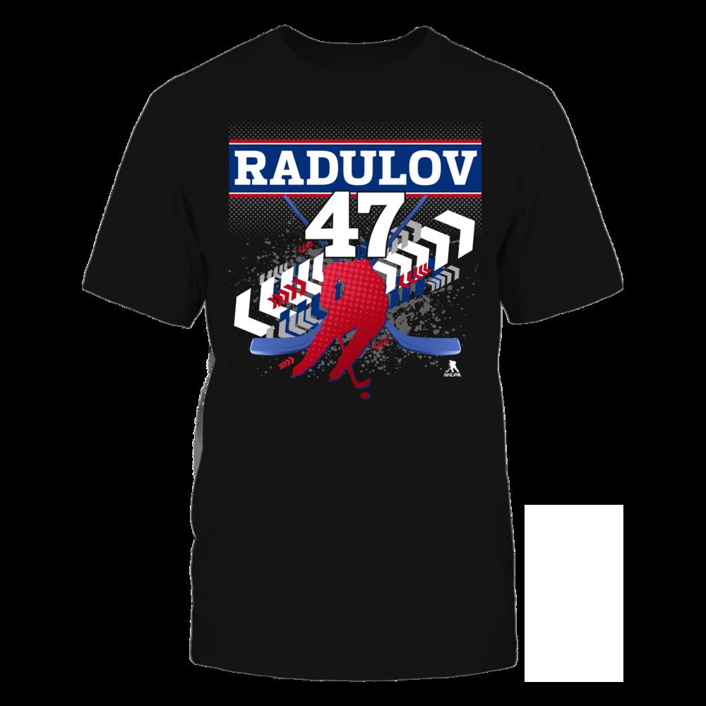 Alexander Radulov #47 Front picture