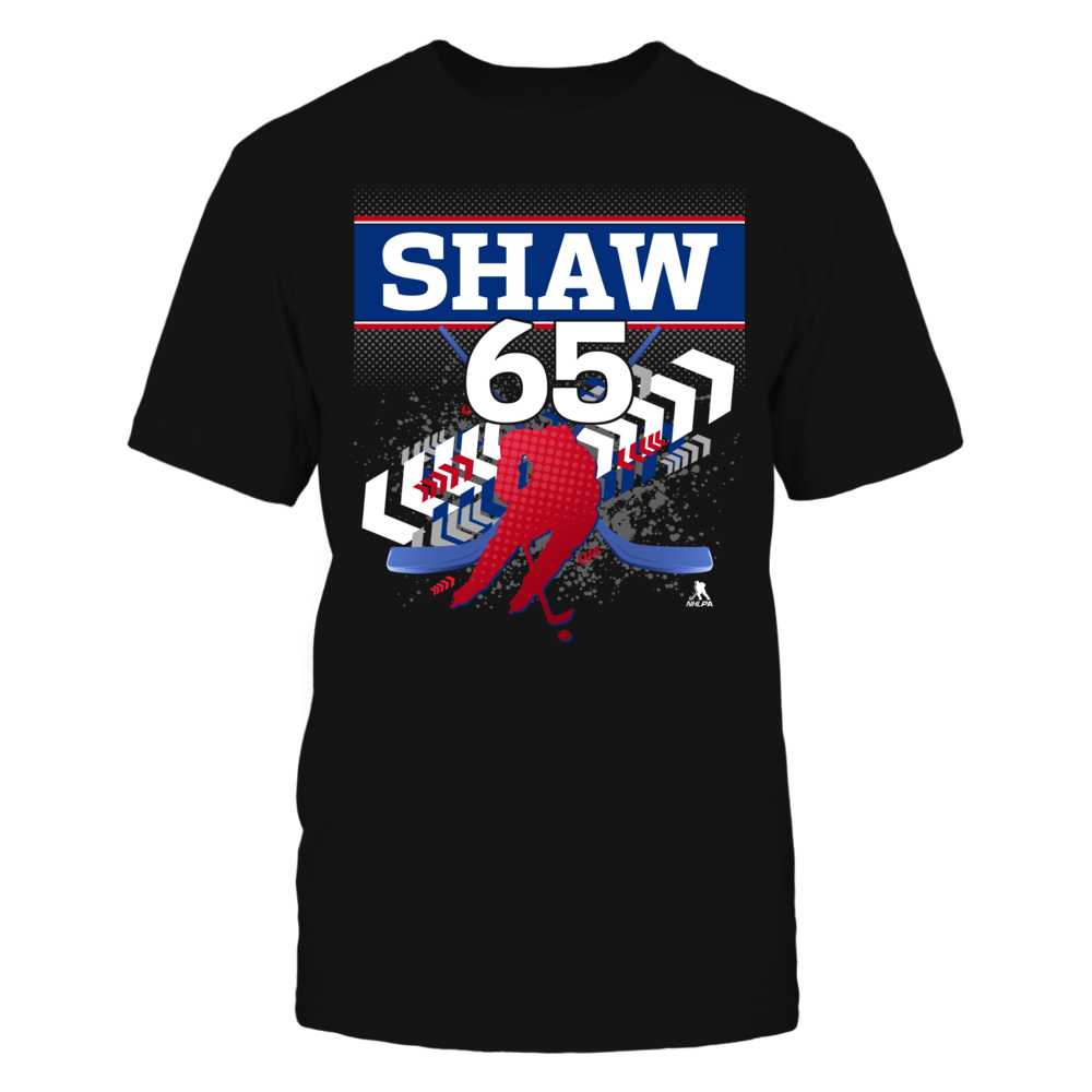Andrew Shaw Andrew Shaw #65 FanPrint
