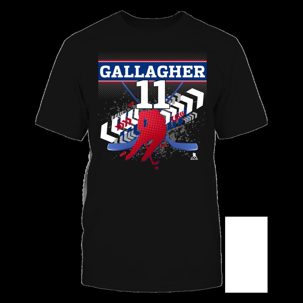 Brendan Gallagher Brendan Gallagher #11 FanPrint
