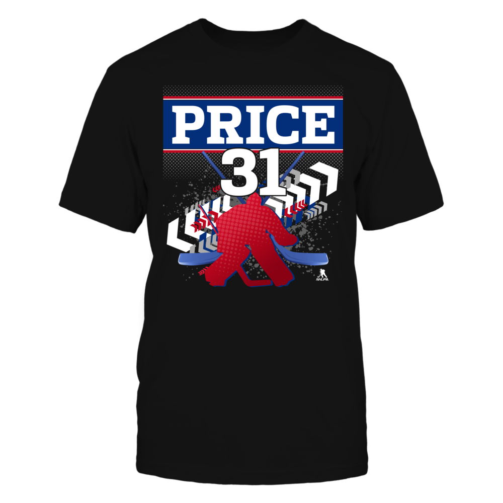 Carey Price #31 - Goalie Front picture
