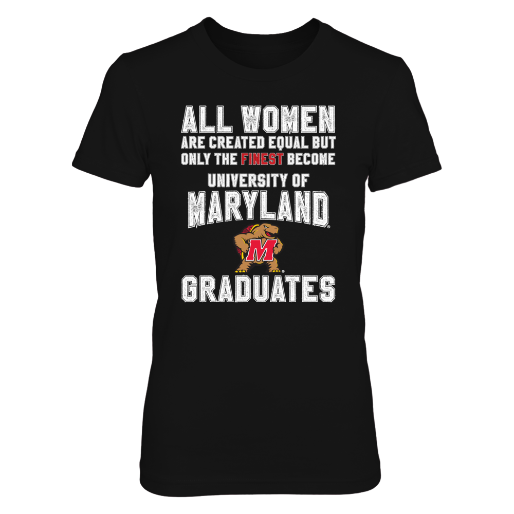 Women Maryland Graduates Front picture