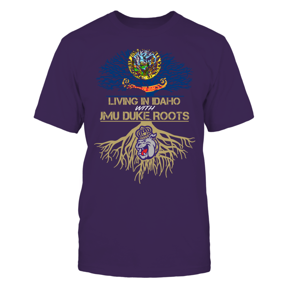 James Madison Dukes - Living Roots Idaho Front picture