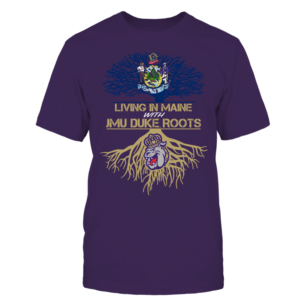 James Madison Dukes - Living Roots Maine Front picture