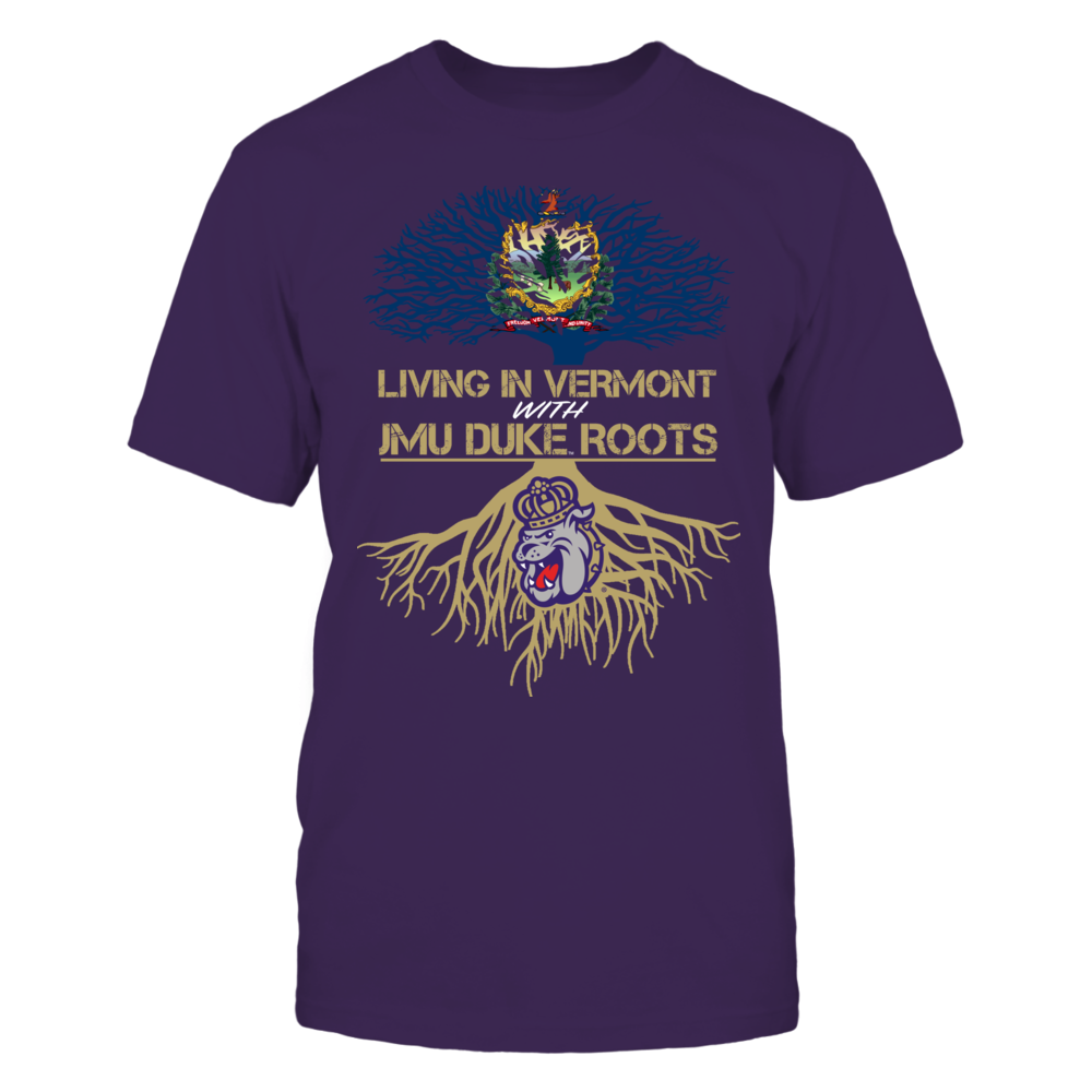 James Madison Dukes - Living Roots Vermont Front picture
