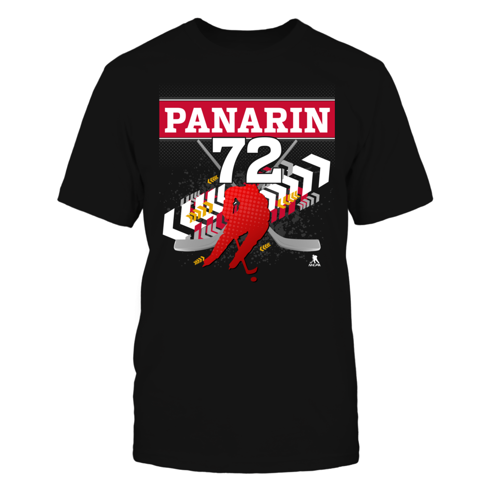 Artemi Panarin #72 Front picture