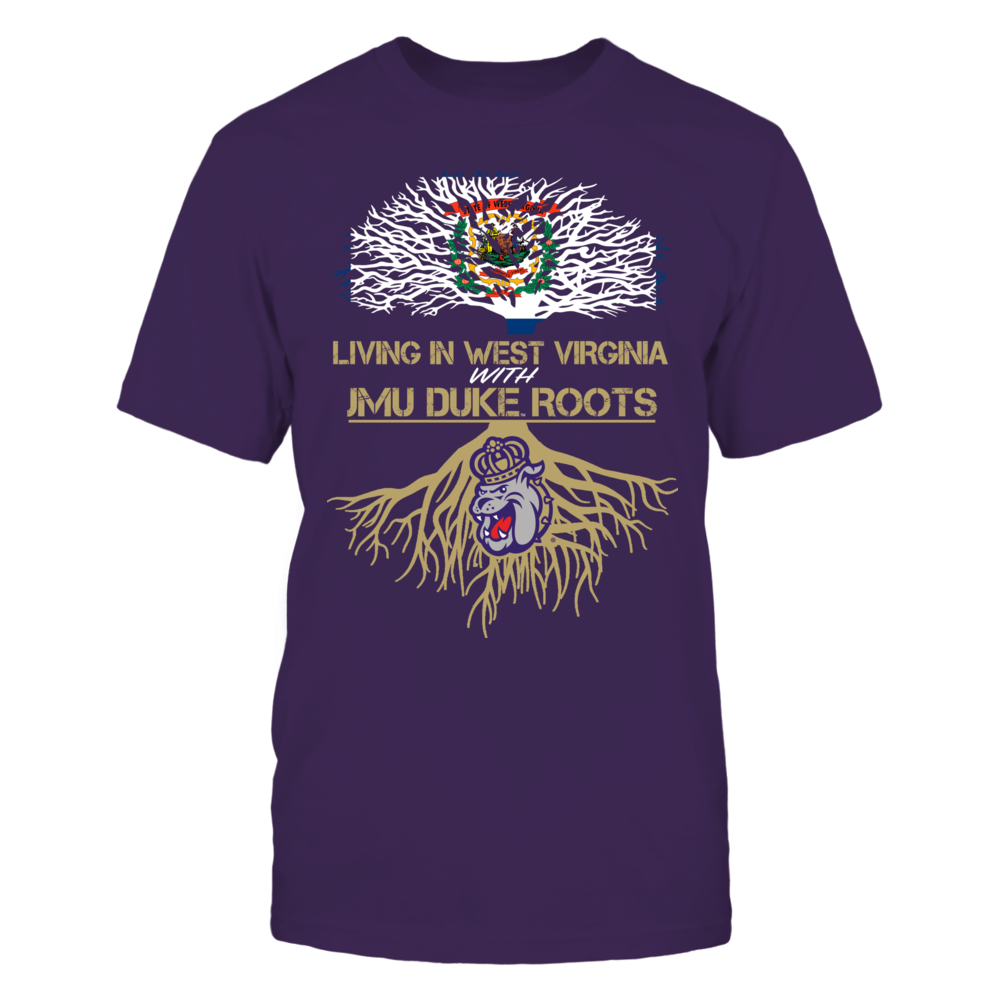 James Madison Dukes - Living Roots West Virginia Front picture