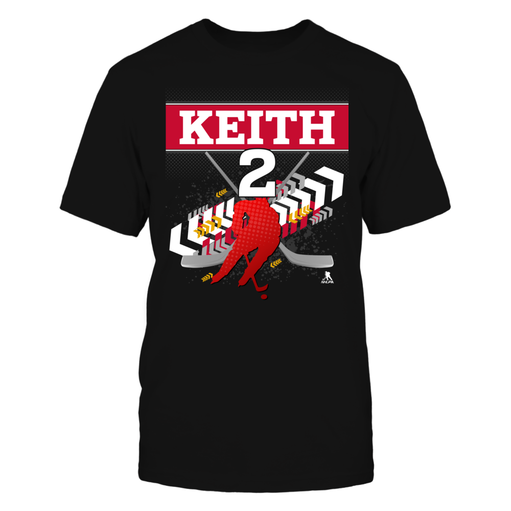 Duncan Keith Duncan Keith #2 FanPrint