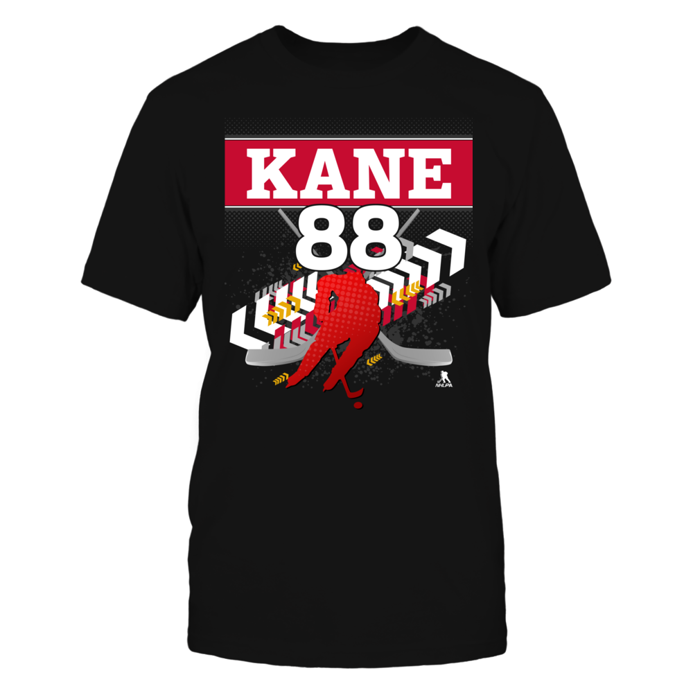 Patrick Kane #88 Front picture