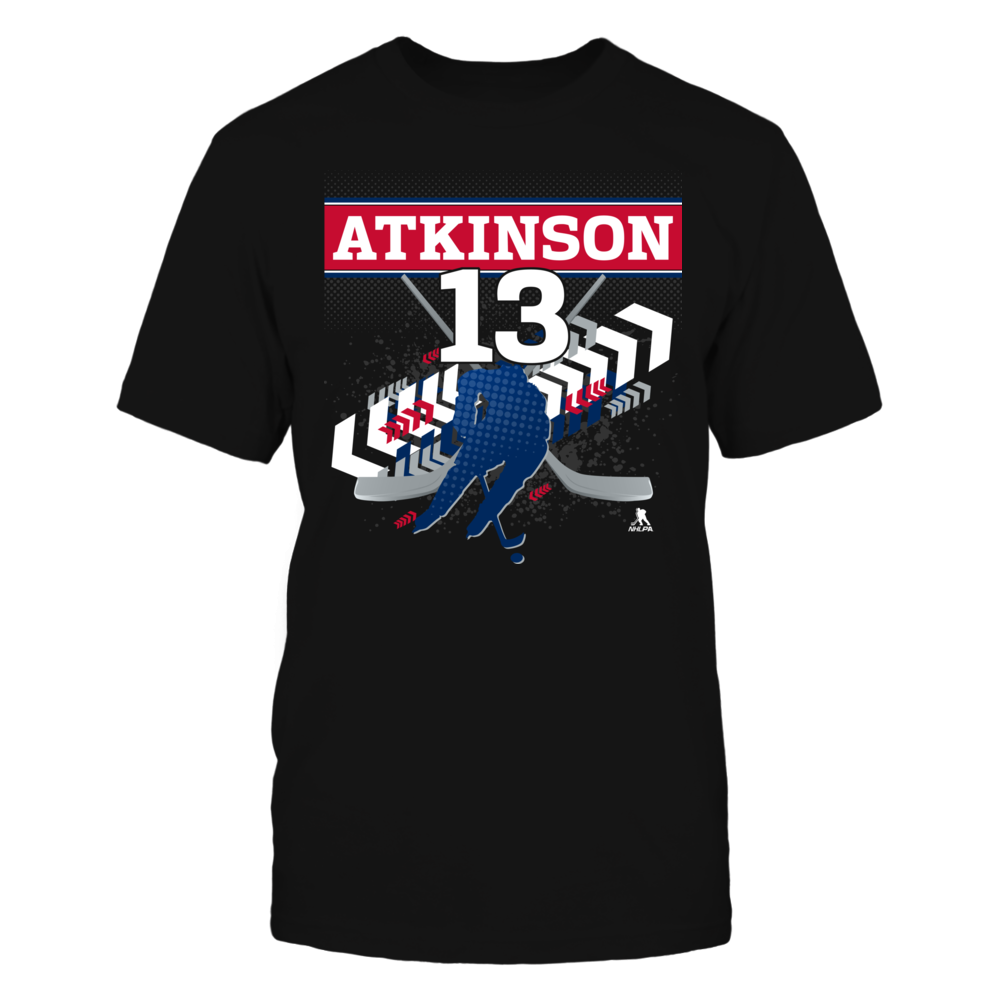 Cam Atkinson #13 Front picture