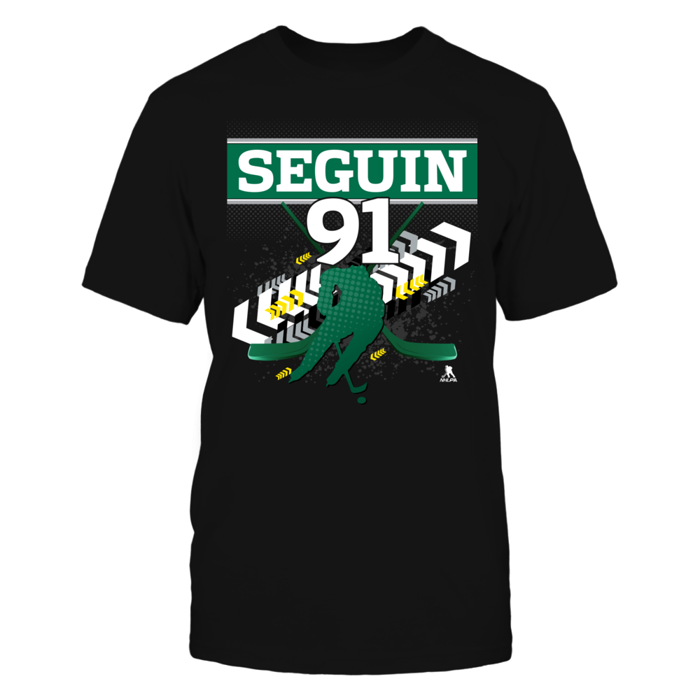Tyler Seguin #91 Front picture