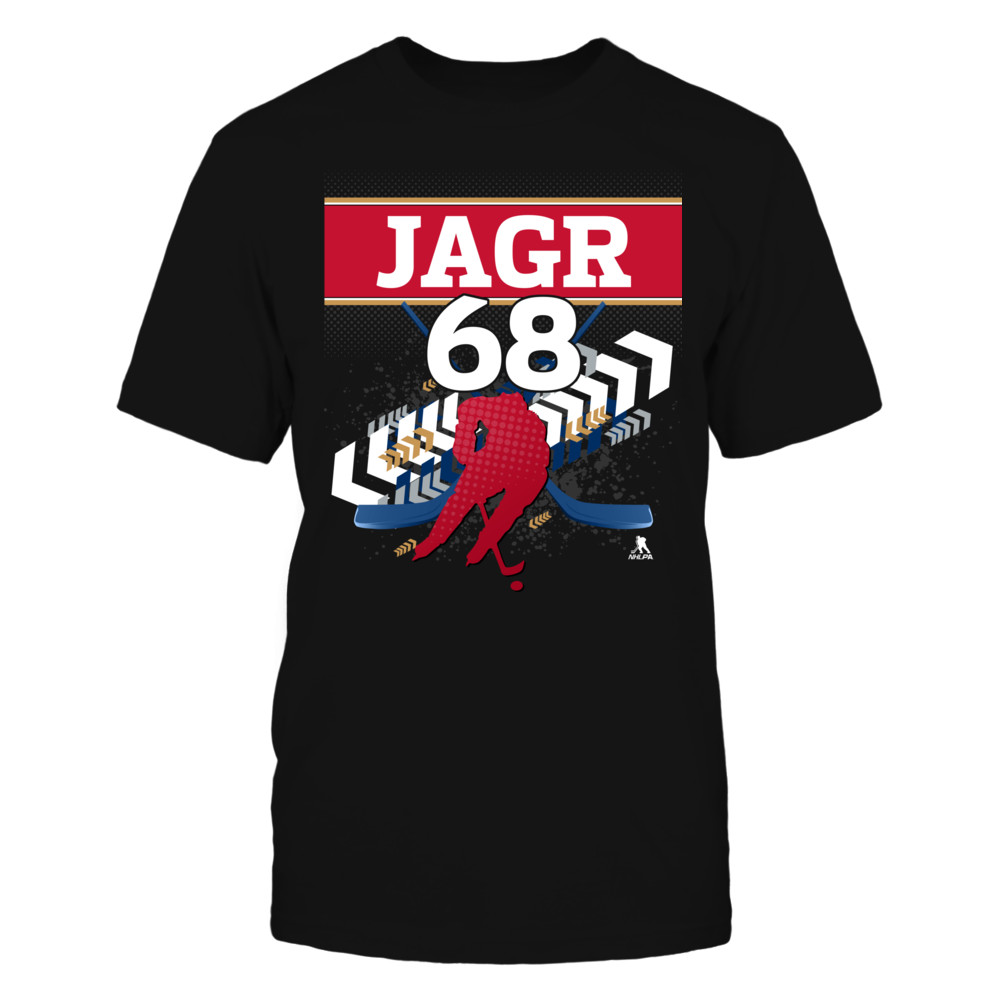 Jaromir Jagr Jaromir Jagr #68 FanPrint