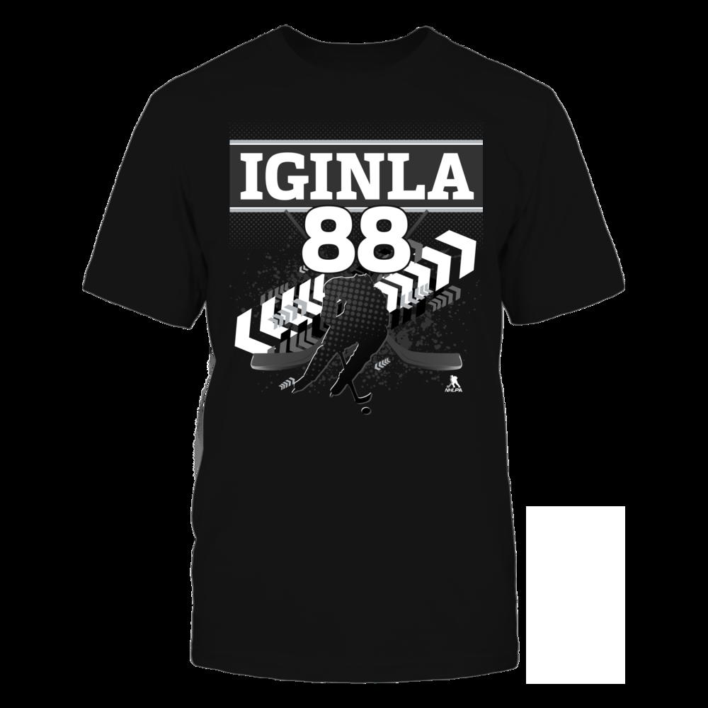 Jarome Iginla #88 Front picture