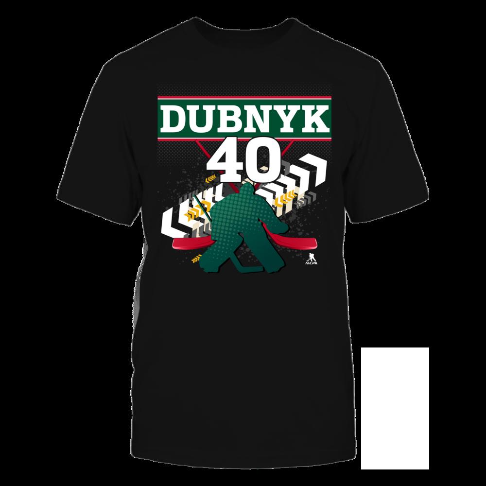 Devan Dubnyk #40 - Goalie Front picture