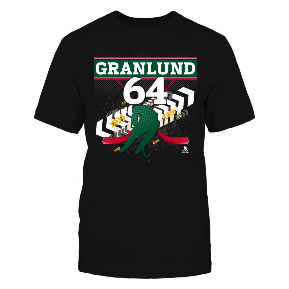 Mikael Granlund #64 Front picture
