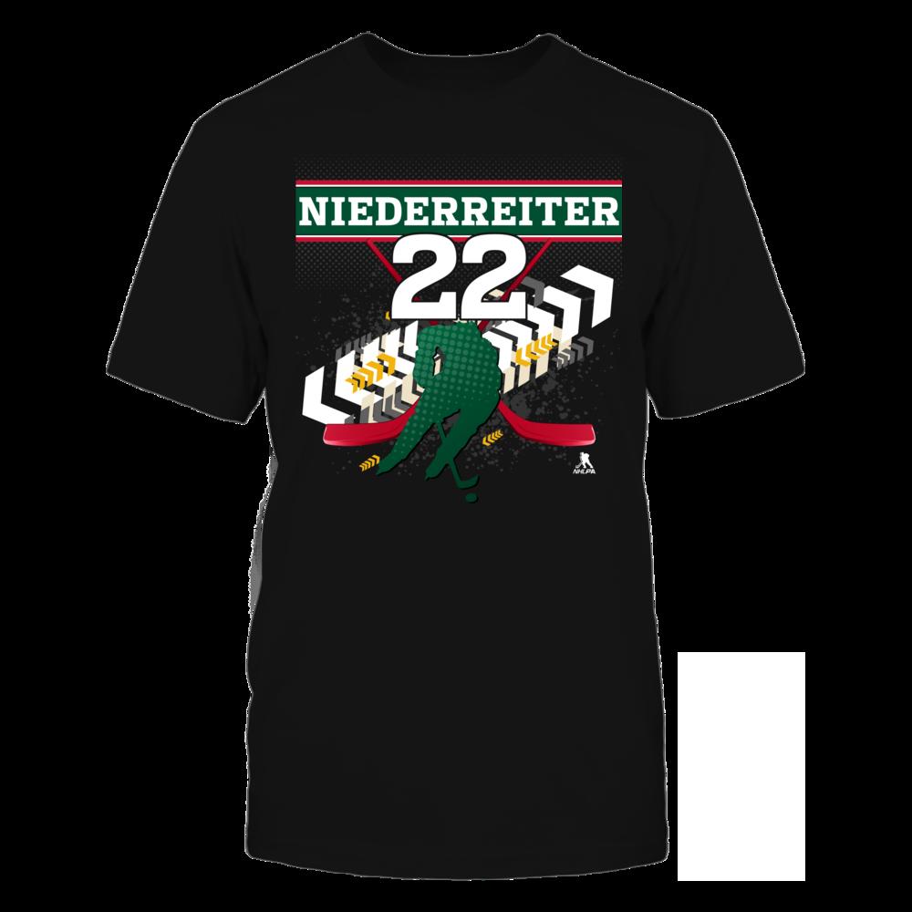 Nino Niederreiter #22 Front picture