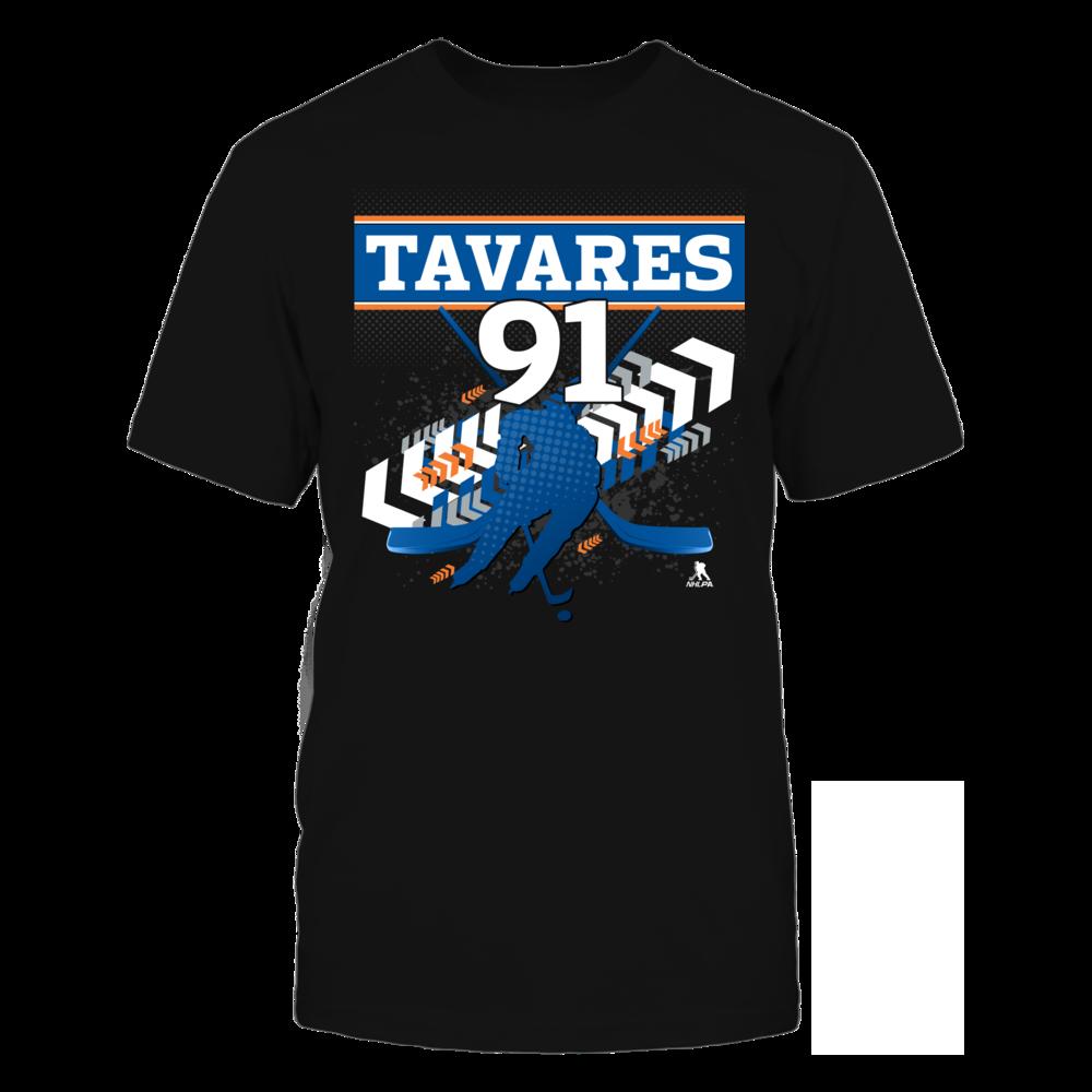 John Tavares #91 Front picture