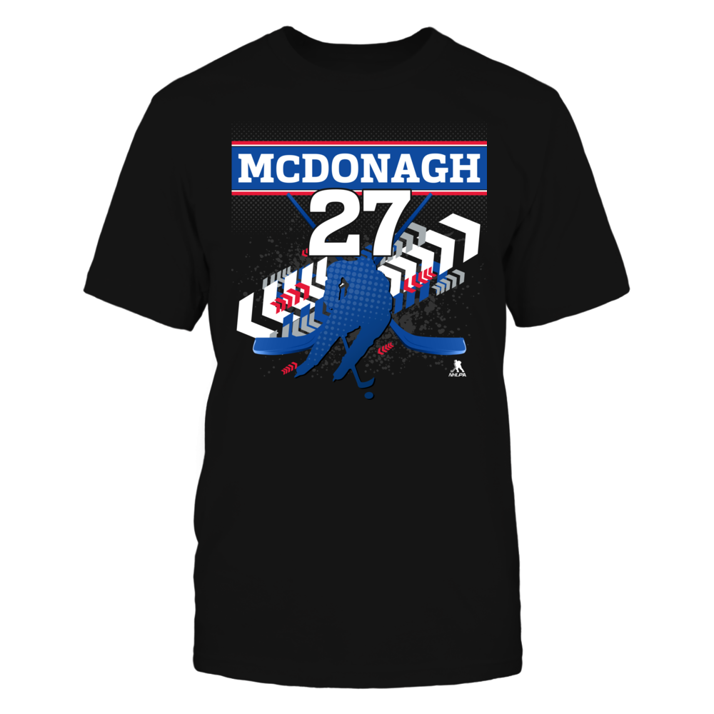 Ryan McDonagh #27 Front picture