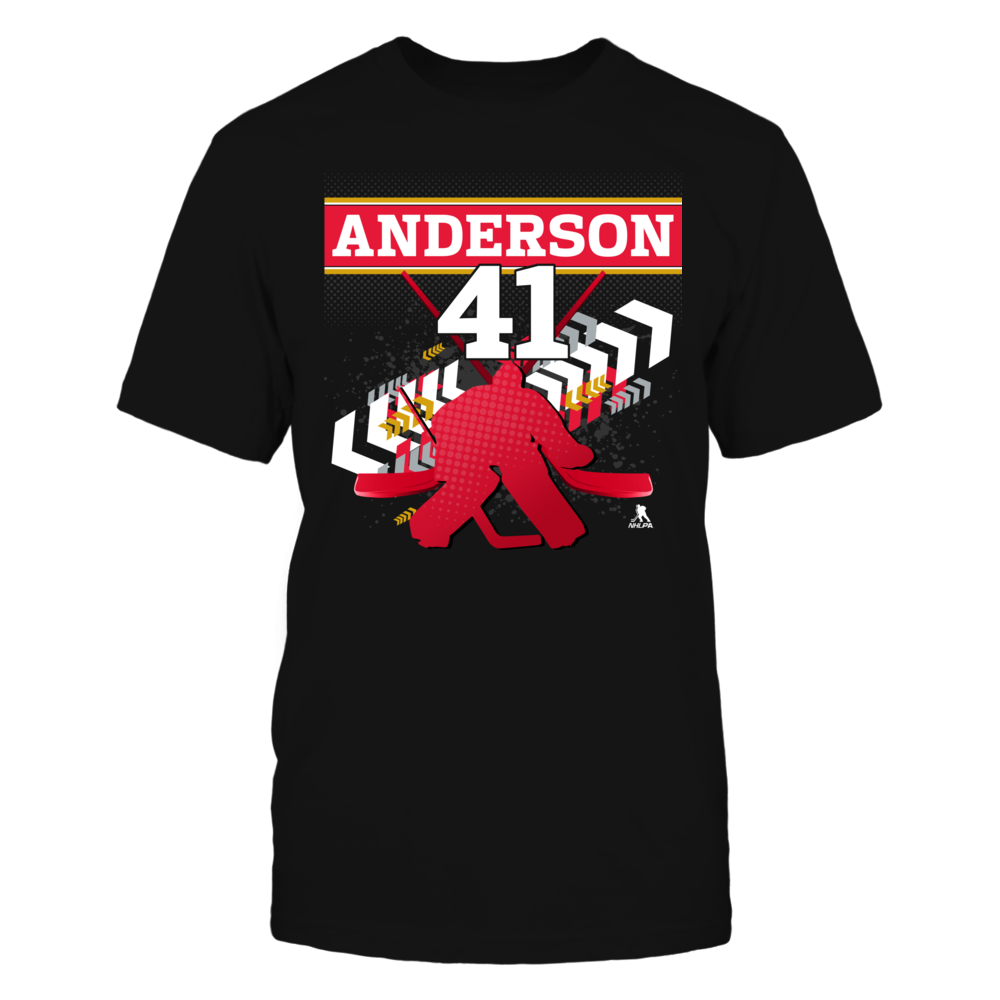 Craig Anderson #41 - Goalie Front picture